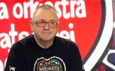 Owsiak: żadnych relacji z ministrem Arłukowiczem