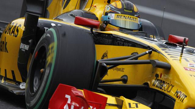 Kubica przez opony do F1?  Ma propozycję od Pirelli