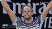 Thiem awansował do finału Australian Open