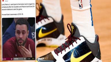 """""""Kobe"""" na butach, łzy w oczach i wymuszone przerwy. NBA w żałobie"""