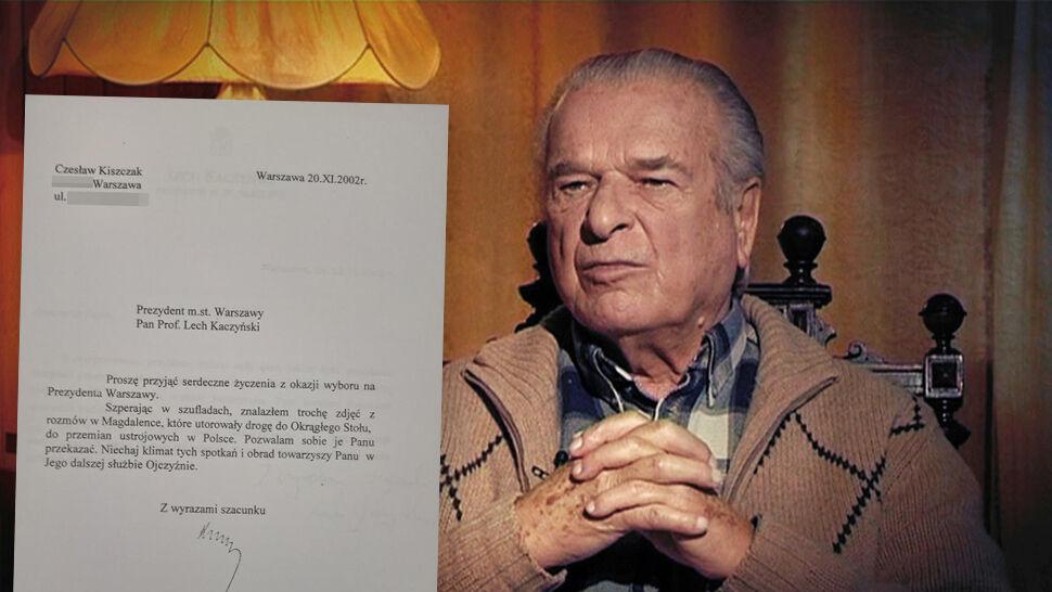 Przegląd prasy: Kiszczak i Kaczyński pisali do siebie. Odnaleziono listy