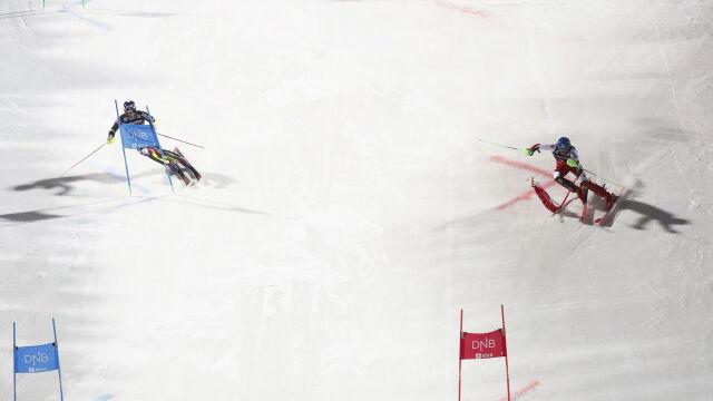 Vlhova i Schwarz wygrali slalom równoległy w Oslo
