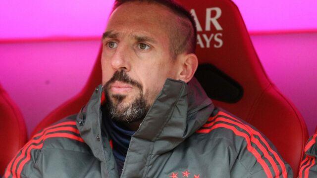 """""""Ribery miał prawo się bronić, ale przesadził i dostanie wysoką karę"""""""