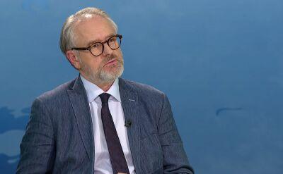 Prof. Jan Zielonka (część pierwsza)