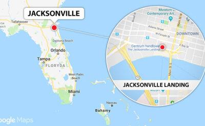 Strzelanina w centrum rozrywki na Florydzie