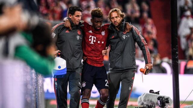 """Płacz pomocnika Bayernu. """"Konieczna będzie operacja"""""""