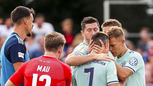"""""""Kontrakt przedłużony"""". Lewandowski zostaje z agentem"""