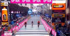 Czwarte miejsce Małeckiego na 16. etapie Giro d'Italia