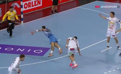 Świetny gol Susnji w meczu Orlen Wisła Płock - Fivers