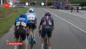 Froome nie wytrzymał tempa peletonu na 2. etapie Vuelta a Espana