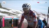 Guerreiro nowym liderem klasyfikacji górskiej w Giro d'Italia
