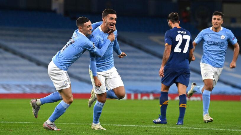 Porto straszyło tylko na początku. Dobry start Manchesteru City w Lidze Mistrzów