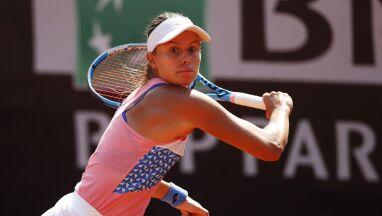 Bardzo krótka przygoda Magdy Linette z turniejem w Ostrawie