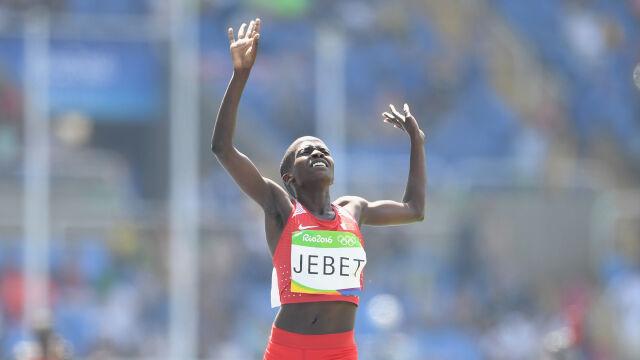 Dopingowa wpadka złotej medalistki z Rio. Czteroletnia dyskwalifikacja