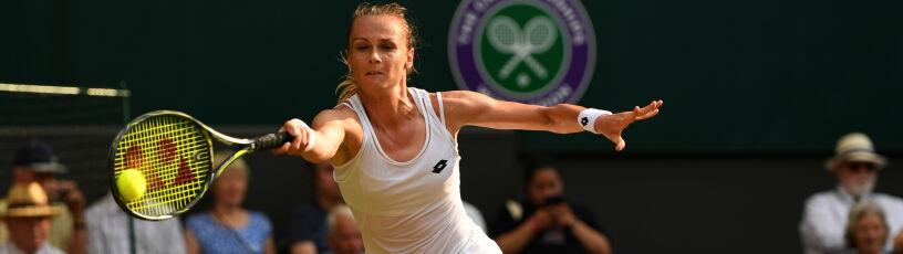"""Półfinalistka Wimbledonu kończy karierę. """"Sytuacja wokół COVID-19 zmieniła plany"""""""