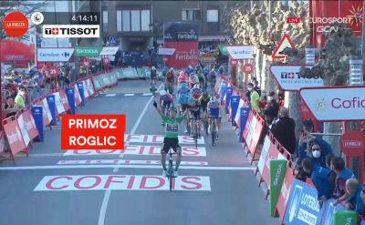 Najważniejsze momenty 10. etapu Vuelta a Espana