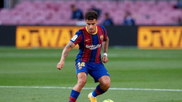 Piłkarz Barcelony kontuzjowany. Co najmniej trzy tygodnie przerwy