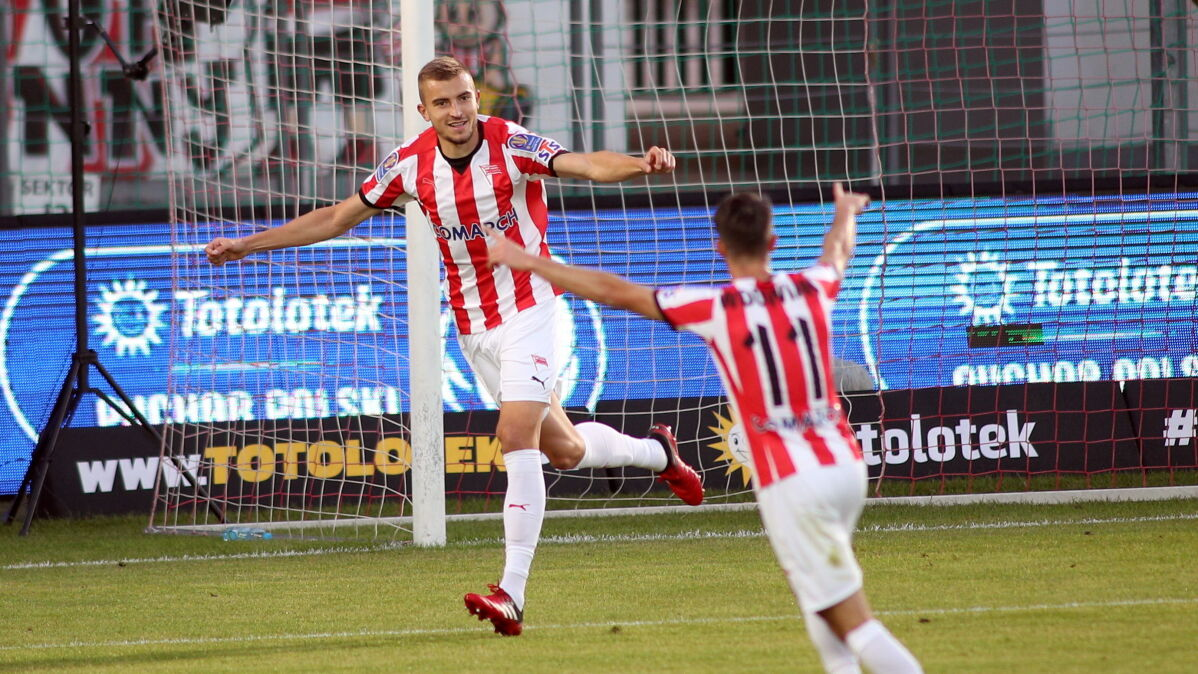 Legia rozbita w Pucharze Polski.  Cracovia awansowała do finału