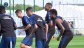 Trening PSG z udziałem Kyliana Mbappe'a