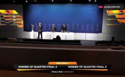 Losowanie półfinałów Ligi Europy