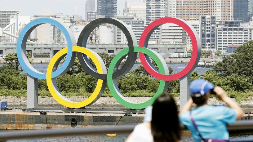 Specjalne procedury dla olimpijczyków w Tokio