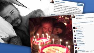 Milion fanów w jeden dzień.  Beckham z rekordem na Instagramie