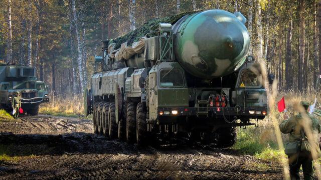 NATO chce przeanalizować strategię nuklearną Rosji