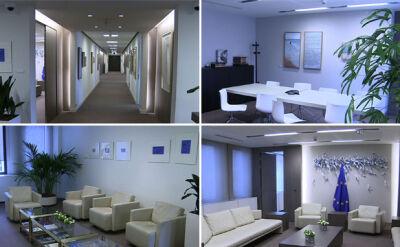 Tak wygląda przyszłe biuro Donalda Tuska w Brukseli