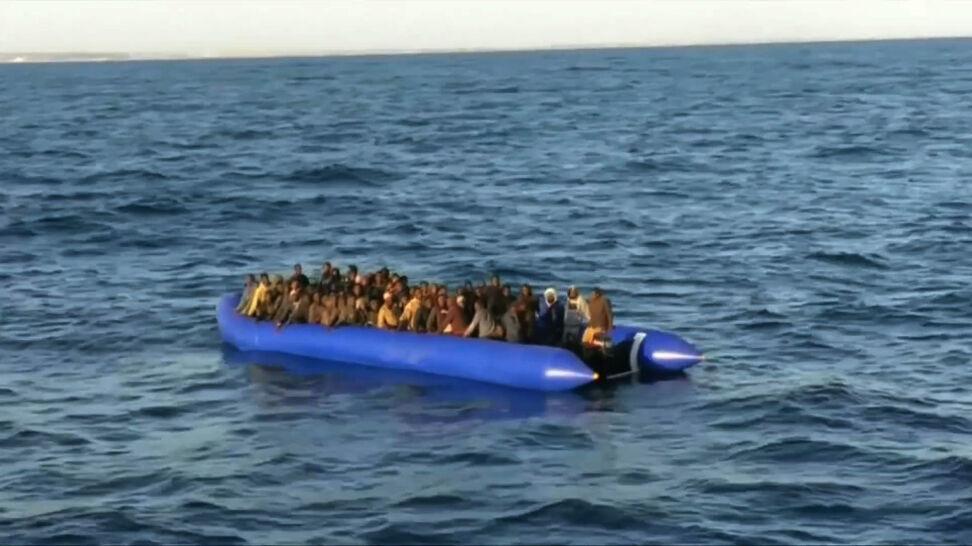 Katastrofa na Morzu Śródziemnym. Nie żyje prawdopodobnie ponad 60 osób