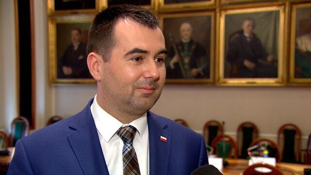 Spychalski: mam nadzieję, że ustawa w sprawie 30-krotności ZUS w takim kształcie nie trafi do prezydenta