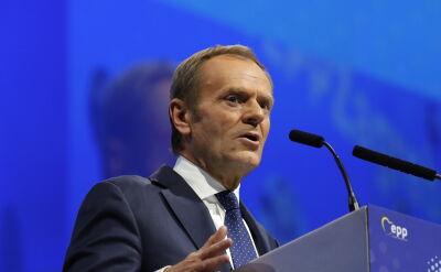 Tusk: Bardzo dziękuję za wasze głosy, za wasze zaufanie