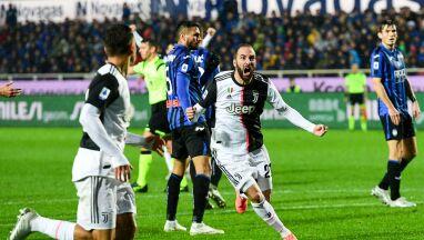 Juventus uratował się w ostatnim kwadransie. Na kłopoty Higuain