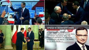 Pozycja Mateusza Morawieckiego w obozie władzy