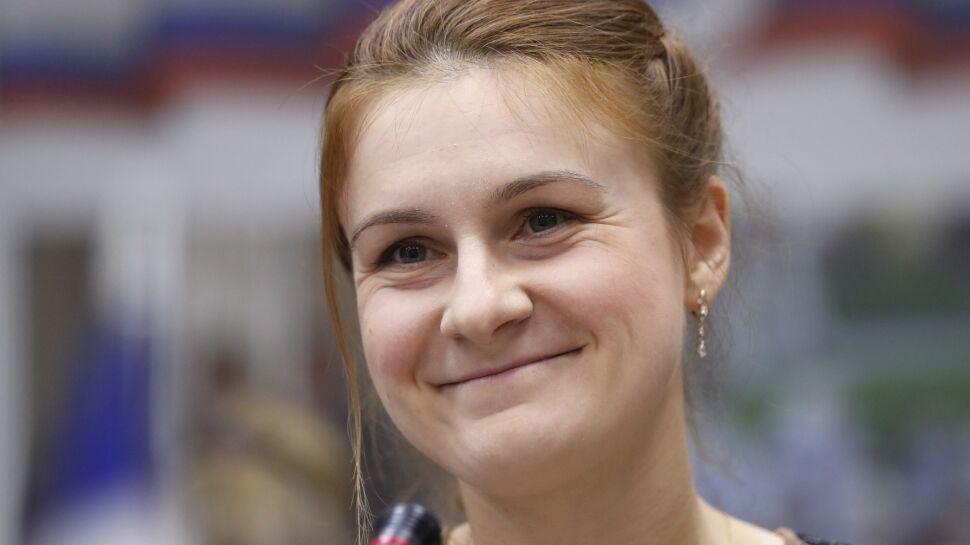 """W USA Butinę skazano za """"udział w spisku"""", w Rosji dostała """"dobre oferty"""" pracy"""