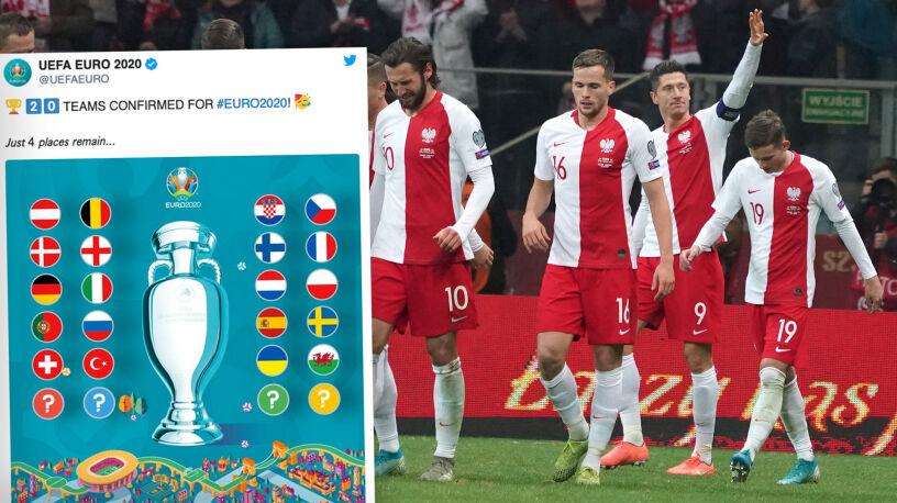 Polacy unikną w grupie mistrzów i wicemistrzów świata. Podział na koszyki przed losowaniem Euro