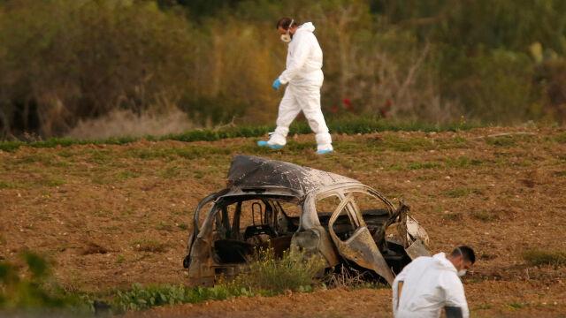 Dziennikarka zginęła w zamachu, zatrzymano podejrzanego o współudział