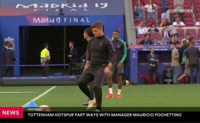 Tottenham zwolnił Pochettino