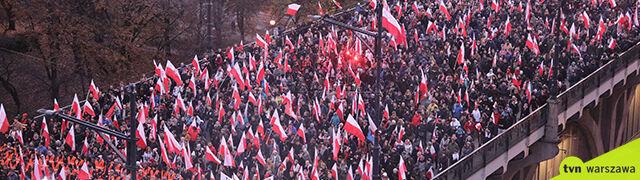 Warszawski ratusz zawiadamia prokuraturę  w sprawie marszu narodowców