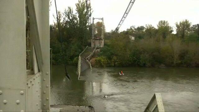 Zawalił się przedwojenny most. Nastoletnia ofiara śmiertelna