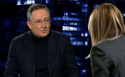 """Bartłomiej Sienkiewicz w """"Kropce nad i"""". Cała rozmowa"""