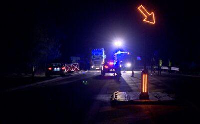 Jedna osoba zginęła, jedna w stanie ciężkim po wypadku w Babigoszczu