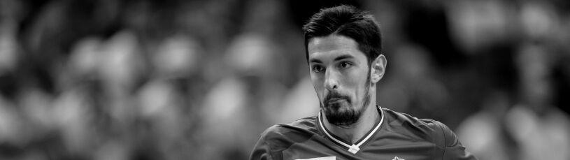 Były reprezentant Serbii znaleziony martwy w mieszkaniu. Trzy lata temu grał na polskim Euro