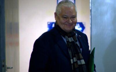 Prezes Glapiński starł się z senatorem PiS