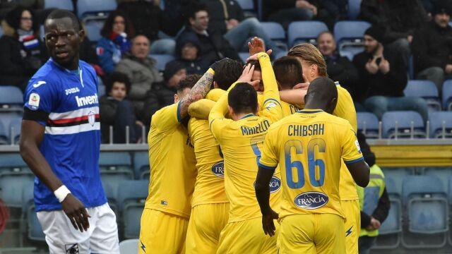 Niespodzianka w Genui. Cenna wygrana drużyny Salamona