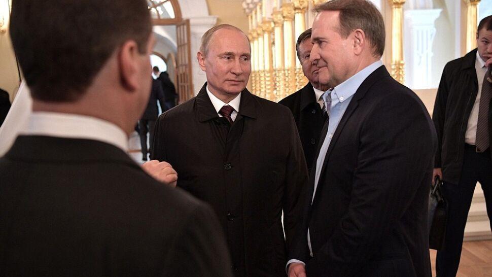 """""""Independent"""": prorosyjski Medwedczuk wraca do ukraińskiej polityki"""