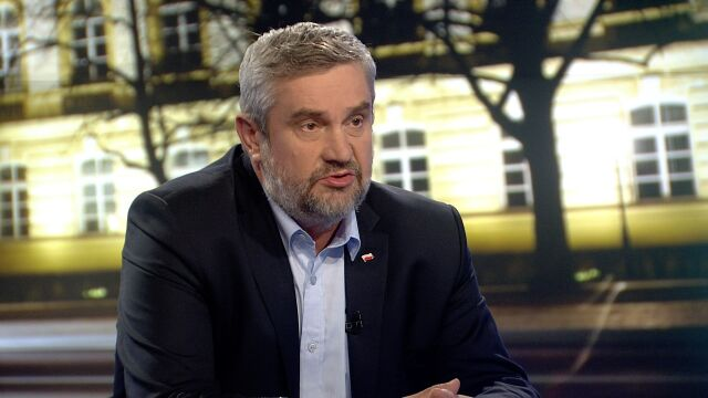 """Jan Krzysztof Ardanowski był gościem """"Faktów po Faktach"""""""