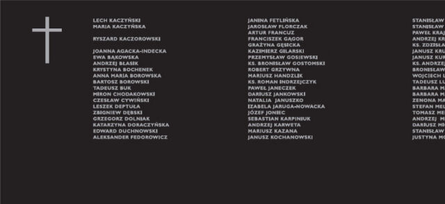 Projekt pomnika w Smoleńsku