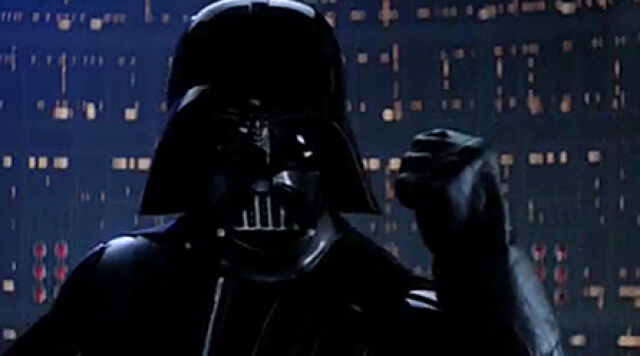 Zmarł filmowy Lord Vader