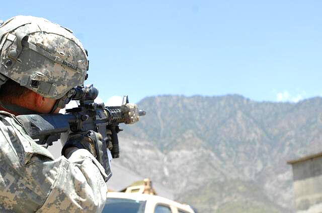 Amerykanie dadzą nam 1000 żołnierzy