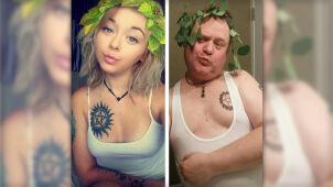 Chciał przestrzec córkę, został gwiazdą sieci